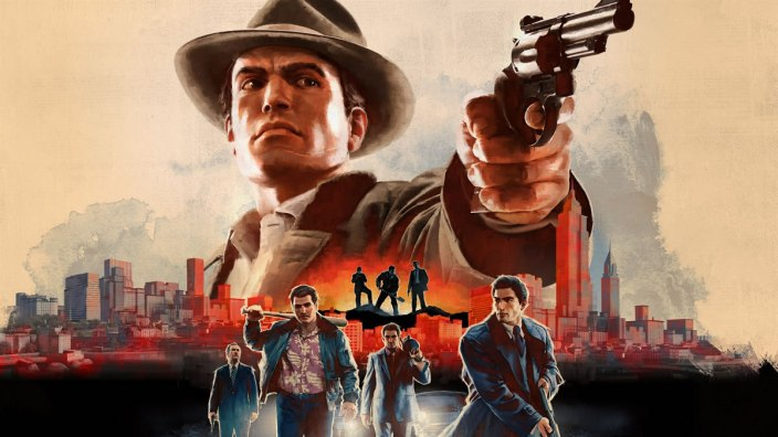 Mafia II Definitive Edition - Keyart