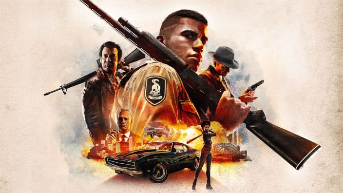 Mafia III Definitive Edition Keyart