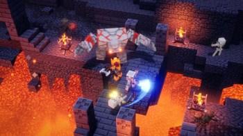 Minecraft Dungeons - 01