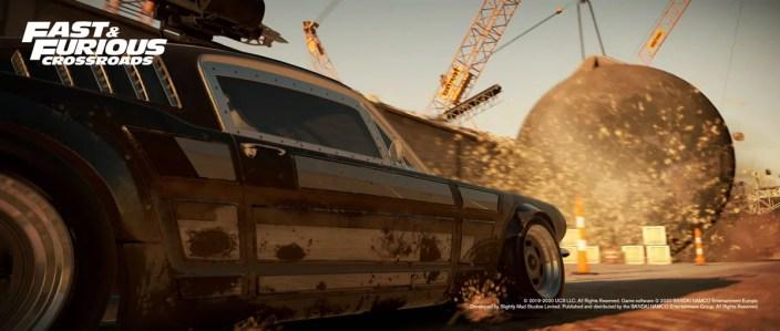 Fast Furious Crossroads Game - 08