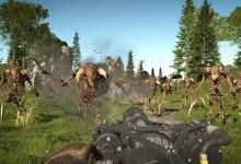 Foto de Serious Sam 4 já está detonando tudo no Steam e Stadia