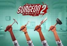 Foto de Dr. Brown, de De Volta Para o Futuro, ajuda a lançar Surgeon Simulator 2 na Gamescom