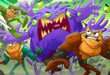 Photo of Rash, Zitz e Pimple retornam em 20 de agosto, em um novo Battletoads