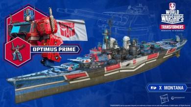 Photo of Transformers se juntarão às batalhas de World of Warships