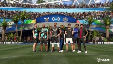 Foto de Fifa 21 tem novidades sobre itens e talentos em Volta Football