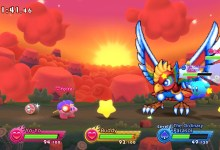Foto de Análise | Kirby Fighters 2