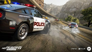 Foto de A perseguição está de volta com Need For Speed: Hot Pursuit Remastered