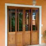 Esquadrias de Madeira - Janelas - Porta de Entrada - Alto Padrão - Portas de Madeira