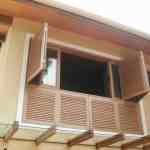 Esquadrias de Madeira - Janelas - Porta de Entrada