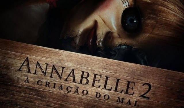 'Annabelle 2: A Criação do Mal' lidera bilheteira nos EUA