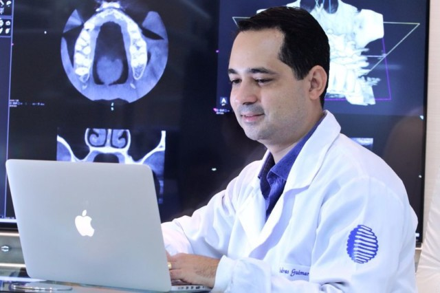 Dr.Esdras Guimarães. Foto: Márcio Dantas - Divulgação