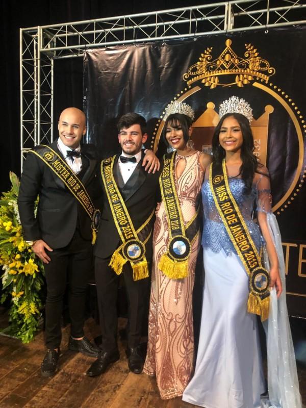 Miss e Mister Rio de Janeiro 2019