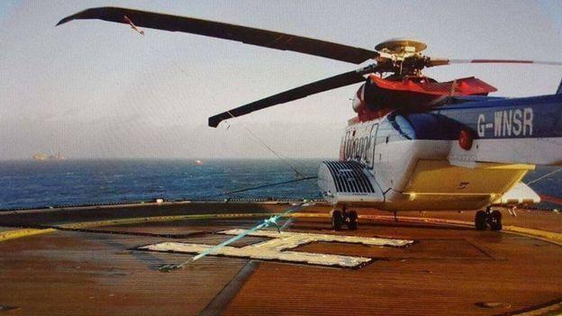 Resultado de imagem para helicóptero tipo S-92 da empresa BHS
