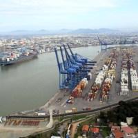 Portos catarinenses no principal eixo do tráfico internacional de drogas