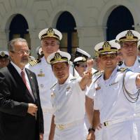 Ministro da Defesa reconhece necessidade de melhoria na fiscalização marítima
