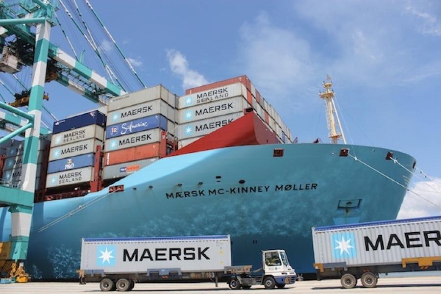 Alta do bunker faz a Maersk sobretaxar seus clientes