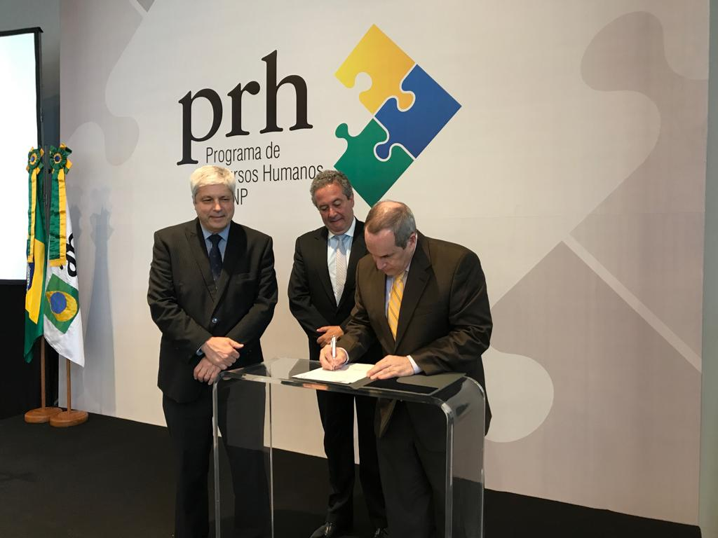 ANP lança edital de Formação de Recursos Humanos e prevê 170 plataformas para 2019