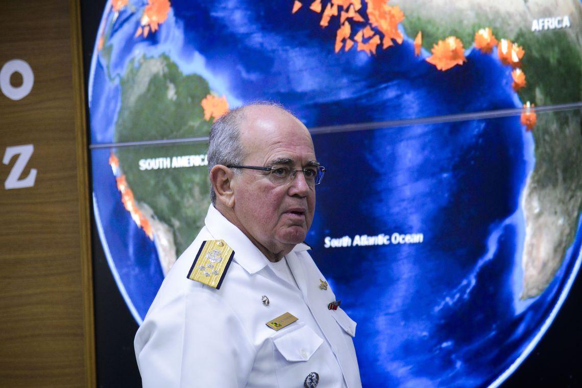 Almirante Leal Ferreira é indicado para o Conselho da Petrobras