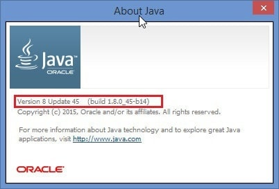 Java About 3