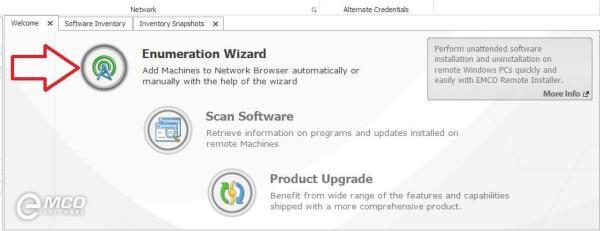 Software Scanner - Analizar Red