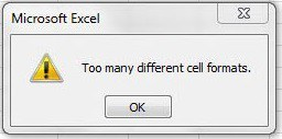 Too-Many-Different-Cell-Formats