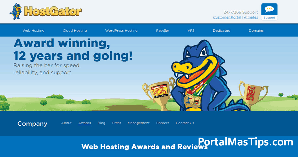Hostgator – Reseña plan Web Hosting Business