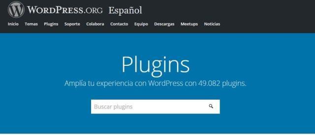 Wordpress plugins compatibilidad