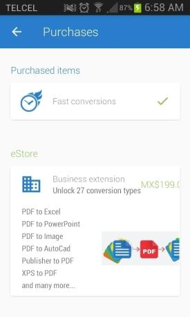 PDF to Word Converter - Fast Conversions adquirido