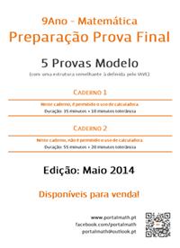 9Ano - Provas Modelo Matemática Maio 2014