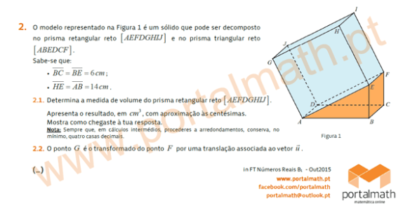 Ficha Trabalho Números Reais B1 - Out2015 - Novo Programa de Matemática + Metas Curriculares