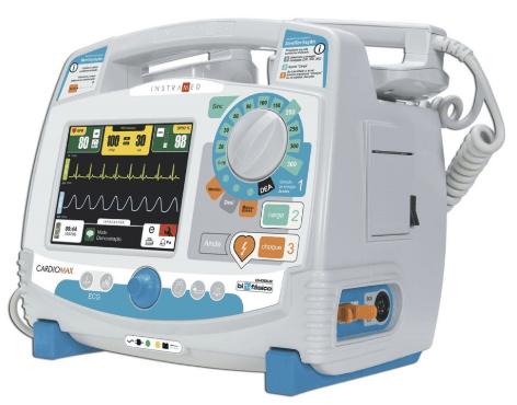 Cardioversor/Desfibrilador/Marcapasso