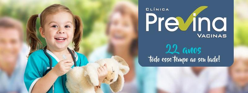 Clinica PREVINA Campinas - vacinas