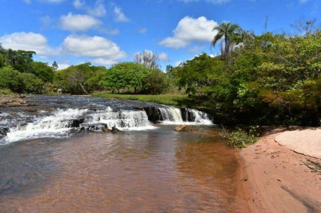 El Salto Amambay otra maravilla de Piribebuy