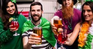 celebracion de san patricio y la cerveza