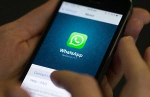 WhatsApp puede cerrar tu cuenta