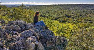 Cerro Naranjo en Piribebuy