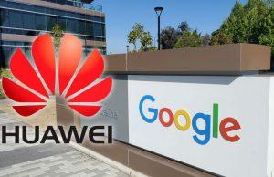 Google ya no actualizará a Huawei