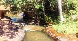 Cascada Arroyo Esmeralda