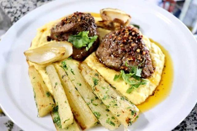 Gastronomía en base a la caña paraguaya