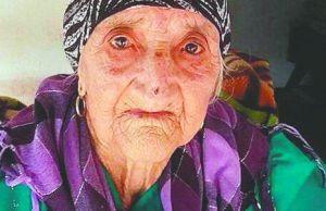 Ña Segunda cumple 107 años en Piribebuy