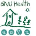 Logo de GNU Health