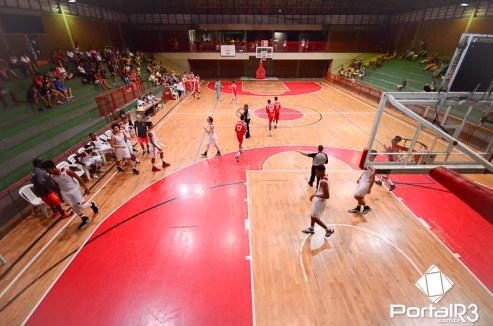 1ª Taça Pindamonhangaba de Basquetebol. (Foto: Luis Claudio Antunes/PortalR3)