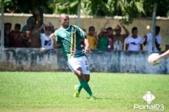 Primeiro jogo da semifinal da Copa Regional de Futebol Amador. (Foto: Luis Claudio Antunes/PortalR3)