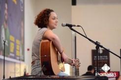 Pocket Show Music Hall no Páito Pinda. (Foto: Luis Claudio Antunes/PortalR3)