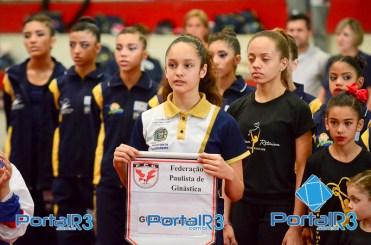 2ª etapa da Copa Paulista de Ginástica Rítmica em Pinda. (Foto: Luis Claudio Antunes/Portalr3)