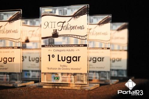 2º dia do Festipoema 2018 em Pindamonhangaba. (Foto: Luis Claudio Antunes/PortalR3)