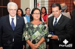 Sessão Plenária Solene da APL com entrega da medalha Athayde Marcondes. (Foto: Luis Claudio Antunes/PortalR3)