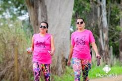 Treinão Rosa no Parque da Cidade em Pindamonhangaba. (Foto: Luis Claudio Antunes/PortalR3)