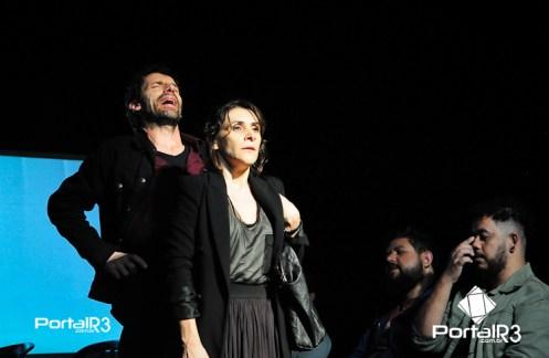 Espetáculo convidado A[r]mar no Feste 2018. (Foto: Luis Claudio Antunes/PortalR3)