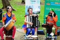 """Espetáculo convidado """"Espetáculo Máquina de Brasilidade"""" no Feste 2018. (Foto: Luis Claudio Antunes/PortalR3)"""